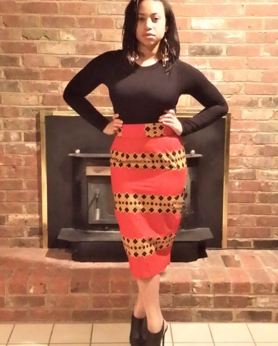 Greyton Pencil Skirt